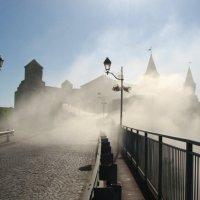 Замок в дыму :: Анна Выскуб