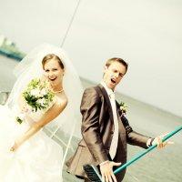 На яхте :: Мария Дмитриева