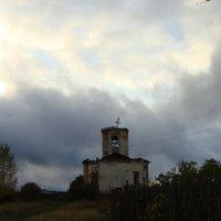 Церковь :: Натали Каменская