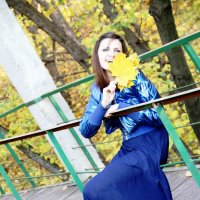 Настроение Осень... :: Алсу Шакирова