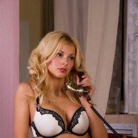 телефонный разговор :: Екатерина Боркова