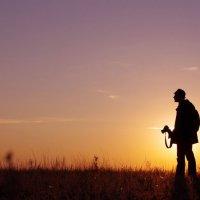 Человек с фотокамерой :: Andrey Veretennikov
