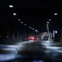 Тунельный эффект :: Юрий Данилевский