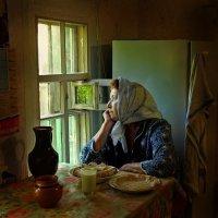 Что-то внучата не идут... :: Нина Ефремова