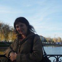 в парке :: тамара антошкина