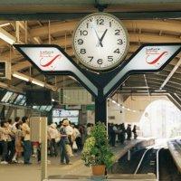 Вокзал :: Сергей Мартыновский