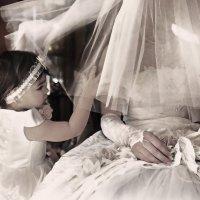ребенок на свадьбе :: Екатерина Васильева