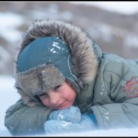 На льду :: Виктор Никитин