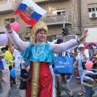Иерусалимский марш-2012 :: Михаил Фельдман Фельдман