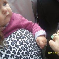 Маленькая женщина :: Елена Нагирная