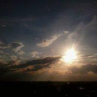 ...уж небо ... :: Елена Нагирная