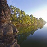 утро в Камбоджи :: Yulia Golub