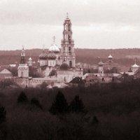 За лесами... :: Михаил Удалов