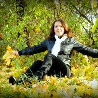 Осень :: Елена Лоскутова