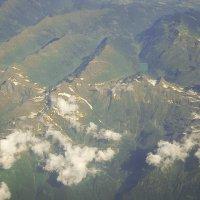 Пролетая над Альпами :: Светлана Игнатьева