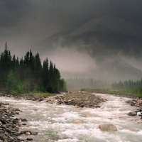 Непогода на Шумаке :: Andrey Veretennikov