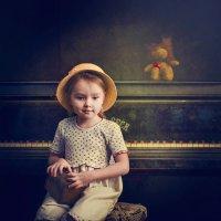 У рояля :: Елена Ященко