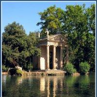 Храм Асклепия (Эскулапа) в Риме :: Евгений Печенин