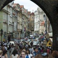 Прага :: Даша Долгова