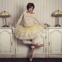 Прима-балерина :: Екатерина Лыжина