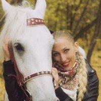 коня на скаку! :: Шура Шипилова
