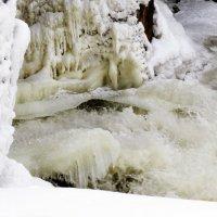 Снег и лед :: Svetlana Zaytseva