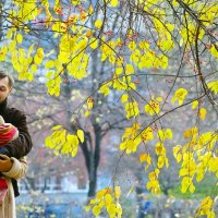 Осень для двоих :: Andrey Veretennikov