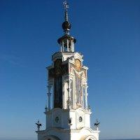 Церковь-маяк :: Анна Выскуб