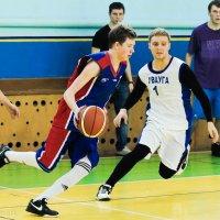 Баскетбол :: Артем Цветков