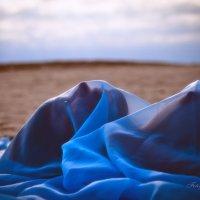 Песок и девушка :: Artem ArtKetler