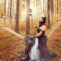 Лесная Богиня :: Ольга Чиж