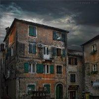 После грозы в Которе :: Виктор Перякин
