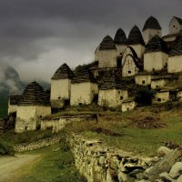 Дорога между прошлым и будущем :: ia-krasnodar Bondartnko Irina