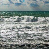 Тройная волна :: Елена Васильева