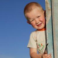 солнечный мальчик :: валерий телепов