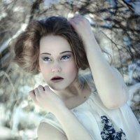 Зима :: Ольга Никитина