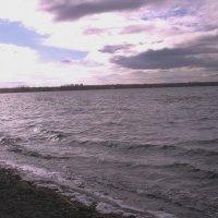 Озеро Кум-Куль. Осень :: Людмила Якимова
