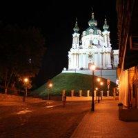 Ночной Андреевский :: esina askandarova