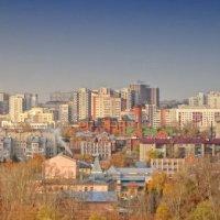 Мой город :: Наталья Лещинская