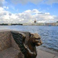 Бабье Лето Санкт-Петербурга... :: Владимир Павлов