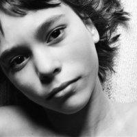 """Портрет дочери. Из серии """"Взросление"""" :: Наталья Чеботарева"""