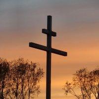 Крест... :: Владимир Павлов