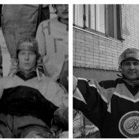 хоккей как жизнь :: Елена Баландина