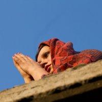 Молитва :: Евгения Ермолаева
