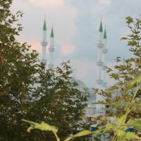 Взгляд на мечеть :: Strapman _