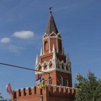 Крымский Кремль :: Yana Fly
