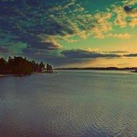небо Хельсинки :: Валентина Потулова