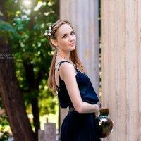девушка с кувшином :: Christina Titarenko
