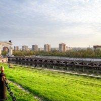 Шлюз №1 Волго-Донского канала имени В.И.Ленина :: Дмитрий Назаров