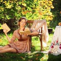 Осень в стихах :: Анна Саблина